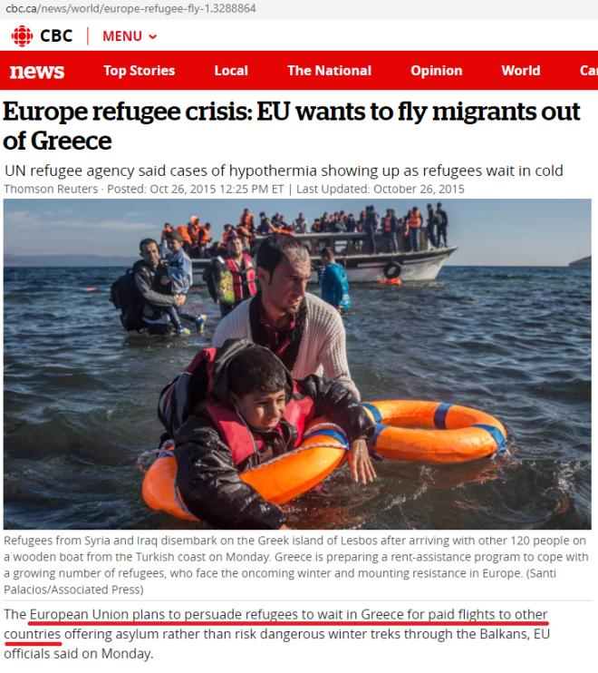 EU paid flights